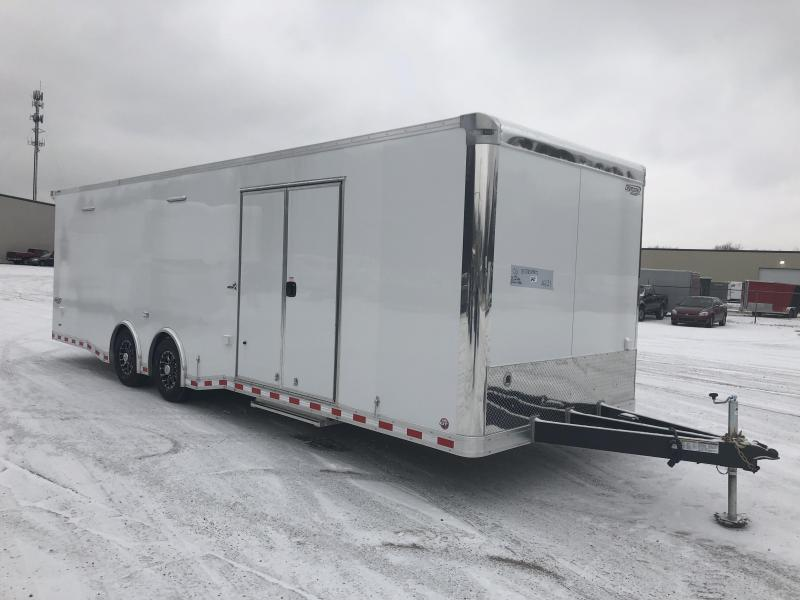 2019 Bravo Trailers STP8528TA4 Car / Racing Trailer