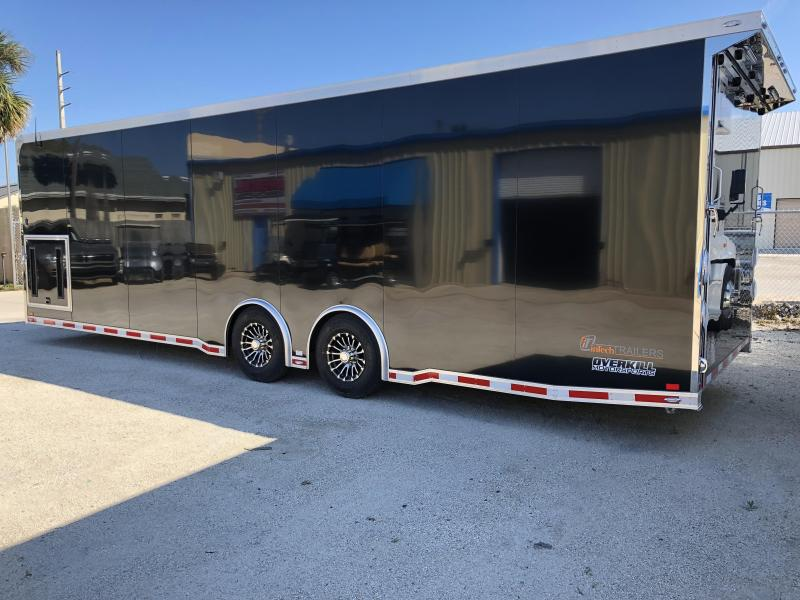 2018 inTech 28' All Aluminum Trailer