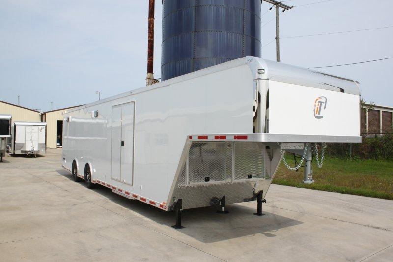 2018 inTech Trailers BGA8540TA5 Car / Racing Trailer