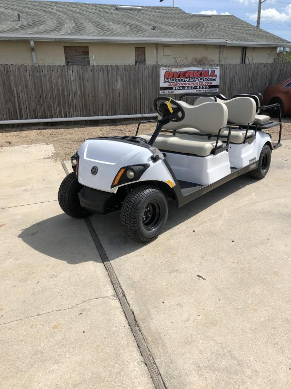 2018 Yamaha Drive 2 Concierge Golf Cart