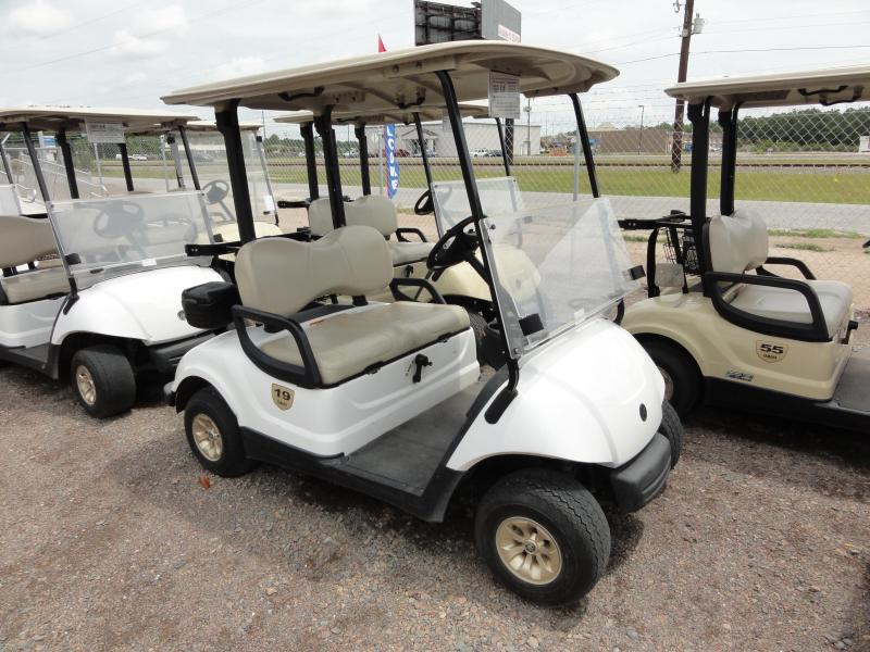2015 Yamaha Carbureted Gas Golf Cart - 2 Pass