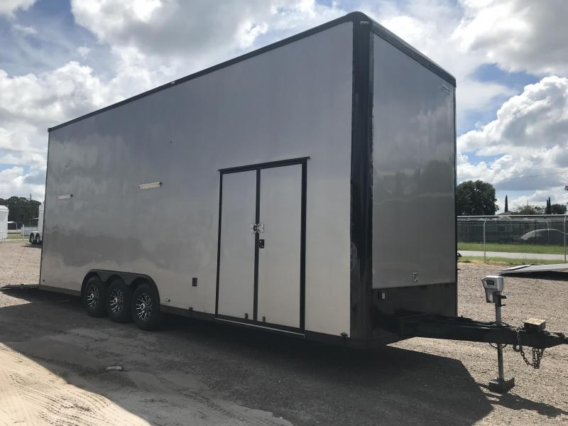 2015 Continental Cargo 28'  Stacker Trailer