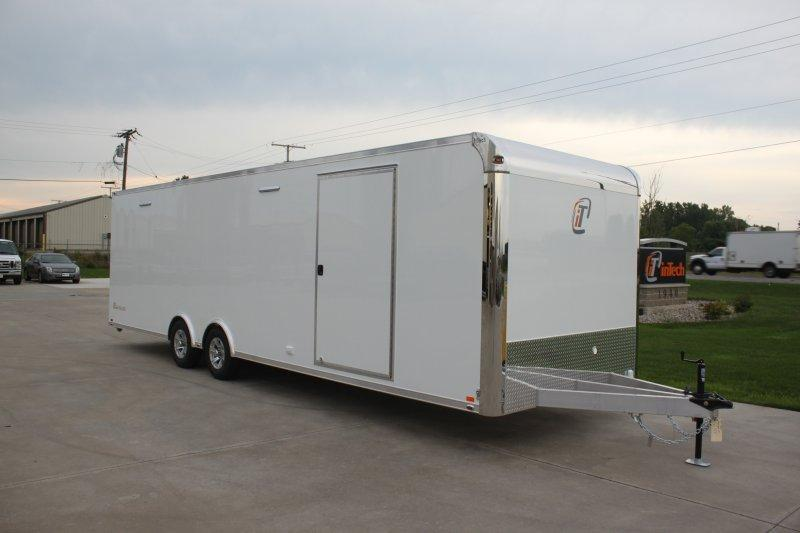 2018 inTech Trailers BTL8528TA3 Car / Racing Trailer Lite Series Equipped
