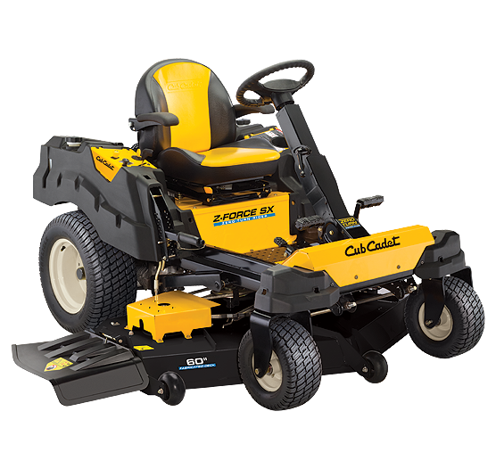 2019 Cub Cadet Z-Force® SX 60 KW Zero-Turn Riding Mower Lawn