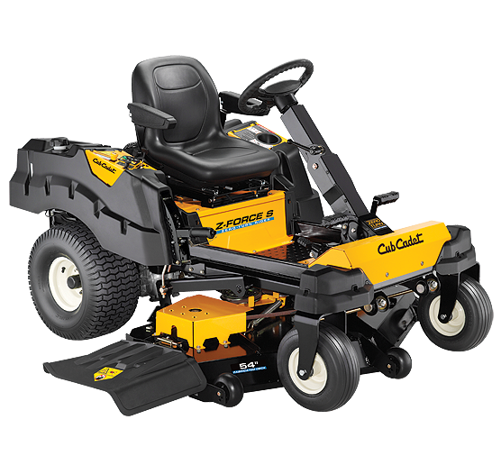 2019 Cub Cadet Z-Force® S 54 Zero-Turn Riding Mower Lawn
