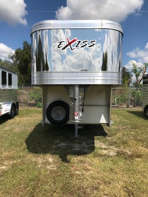 2018 Exiss Trailers STC 7020 GN Horse Trailer **$350 TOWARDS JBT FUND!!!!