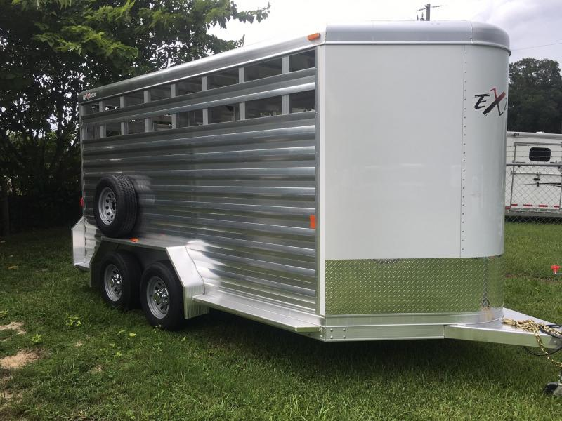 2018 Exiss STK 713 BP Horse Trailer ***$250 TOWARDS JBT FUND!!!***