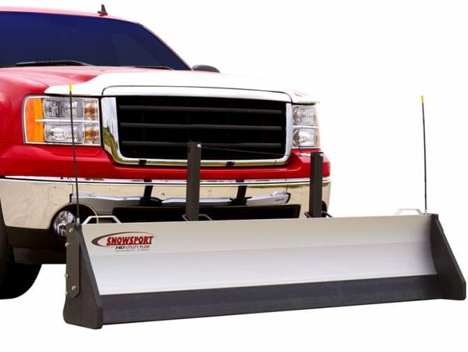 2018 SnowSport HD Snow Plow
