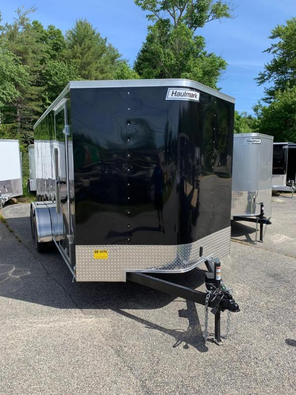 2019 Haulmark Passport 7x16 Enclosed Cargo Trailer