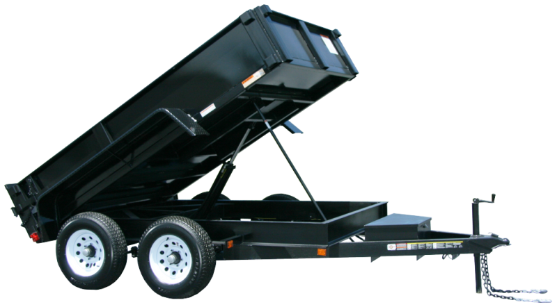 2019 CARRY-ON 6X12 DUMP TRAILER