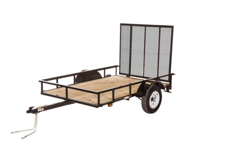 2018 CARRY-ON 5X10GW2K UTILITY TRAILER