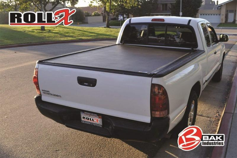 Roll X Tonneau Cover - 07-19 Tundra 6.5' Bed