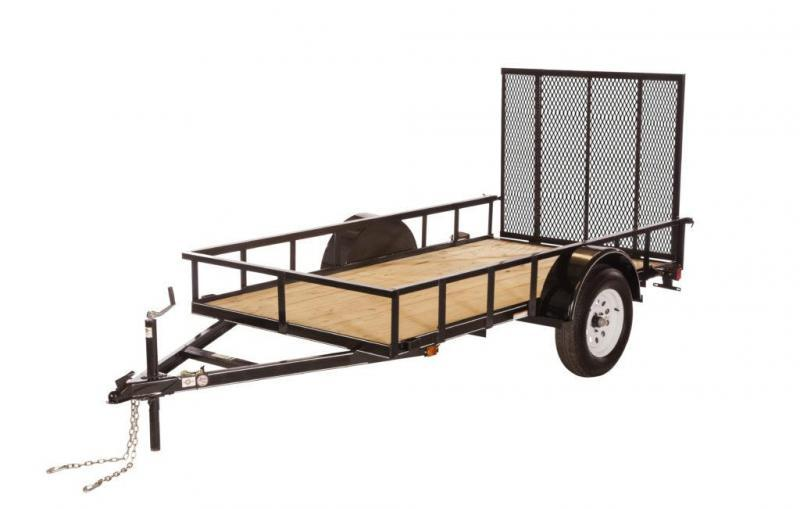 2018 CARRY-ON 5X8GW UTILITY TRAILER