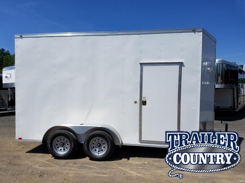 2018 Spartan 7X14TA Enclosed Cargo Trailer