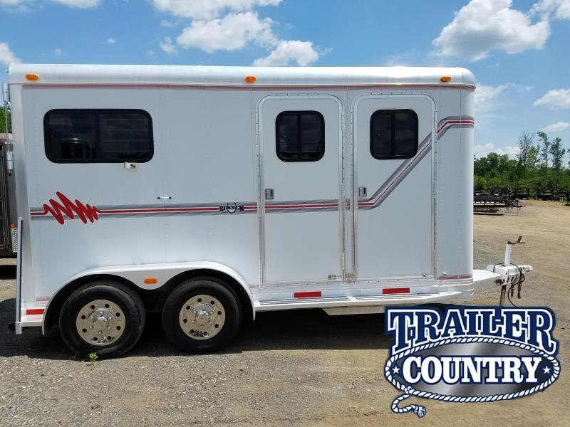 2000 Side Kick 2H BP Horse Trailer