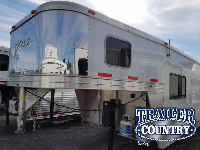 2014 Exiss Trailers STOCK/COMBO Livestock Trailer