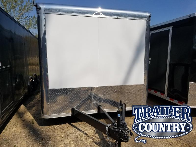 2019 Spartan 8.5X24TA Car / Racing Trailer