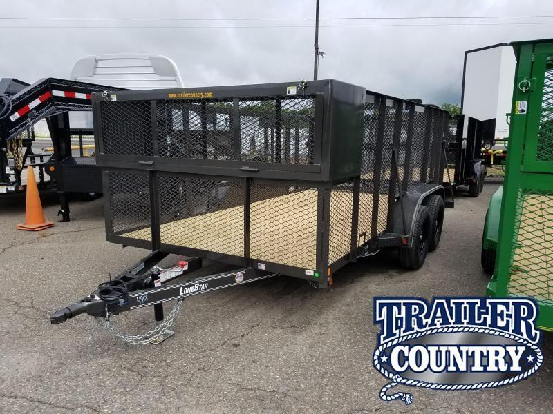 2019 East Texas 83X14 Utility Trailer