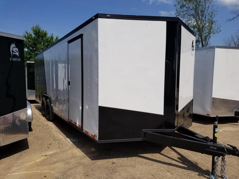 2019 Spartan 8.5X24 Enclosed Cargo Trailer