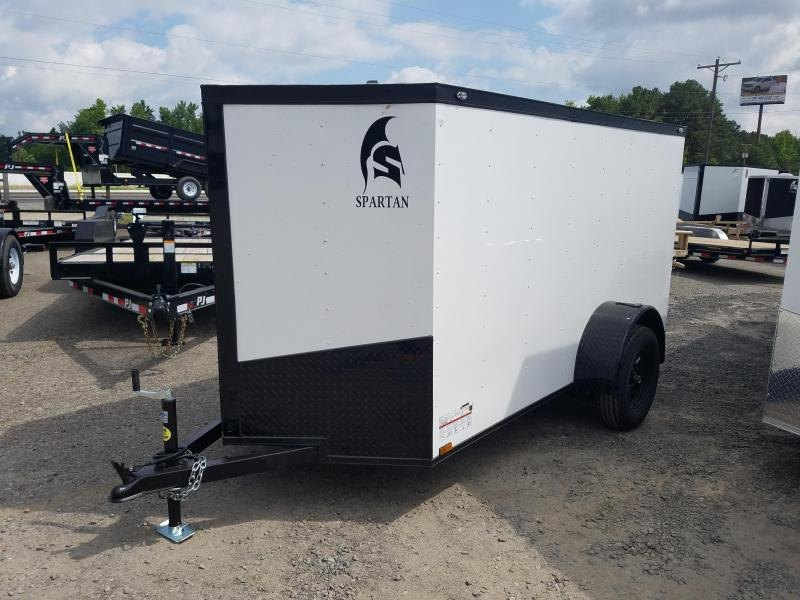 2019 Spartan 5X10 SA Enclosed Cargo Trailer