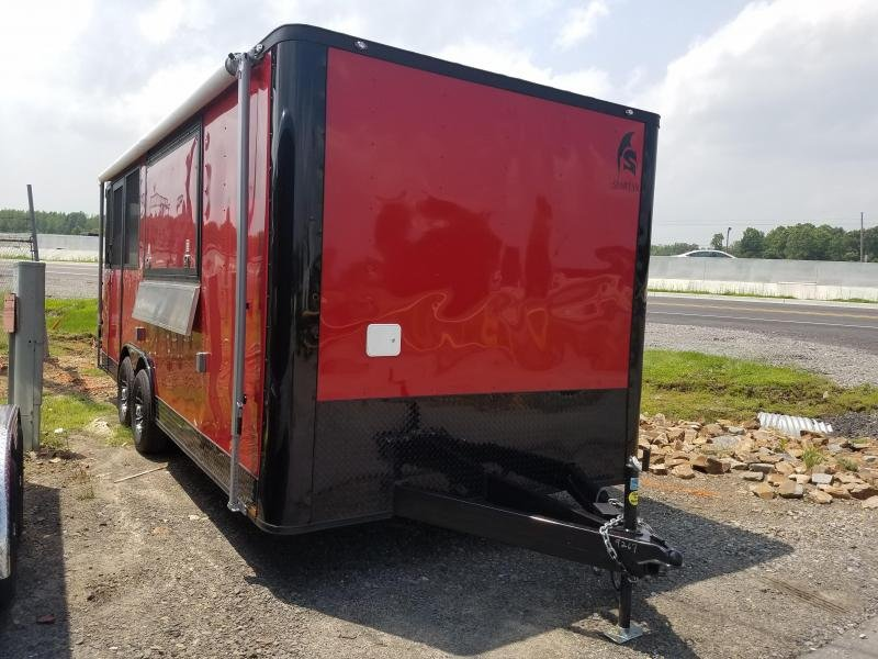 2019 Spartan 8.5X20 Vending / Concession Trailer