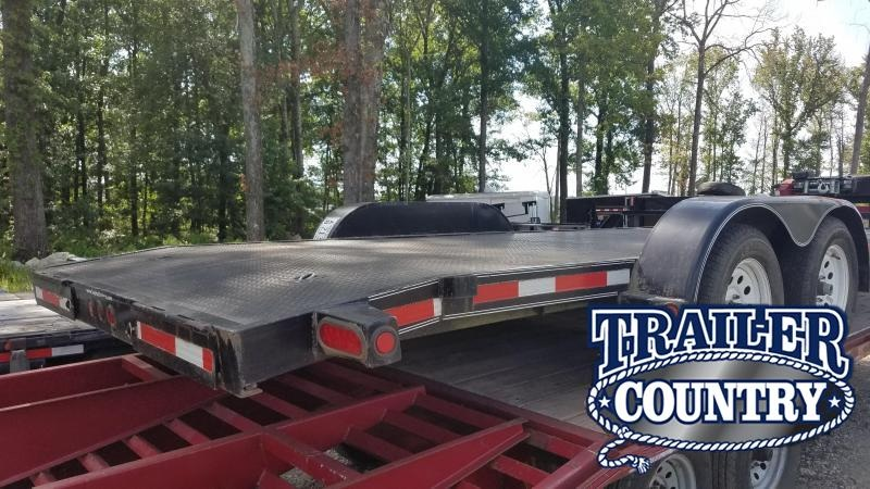 2015 Top Hat Trailers 20FT Car / Racing Trailer