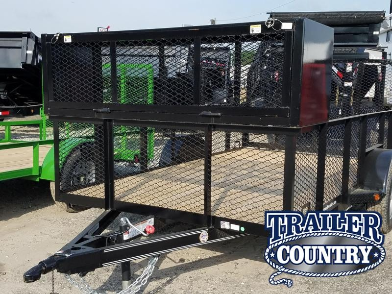 2019 East Texas 77X12 Utility Trailer