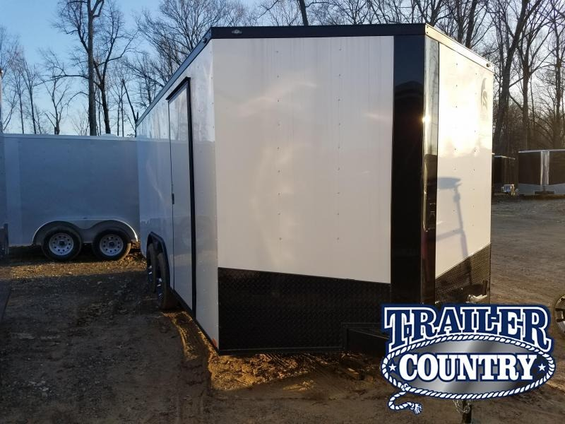 2019 Spartan 8.5X16 Enclosed Cargo Trailer