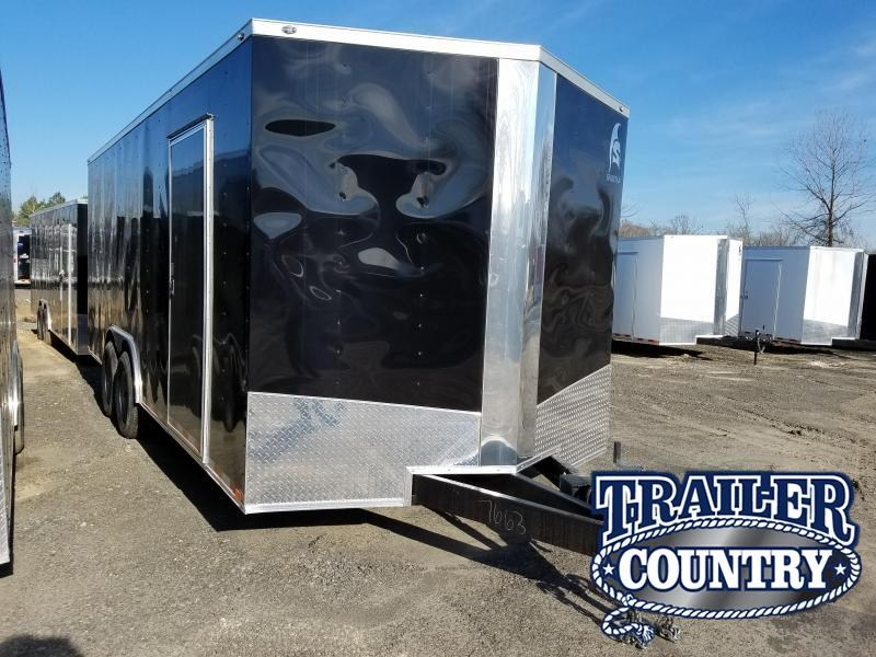 2018 Spartan 8.5X20 XXL Enclosed Cargo Trailer