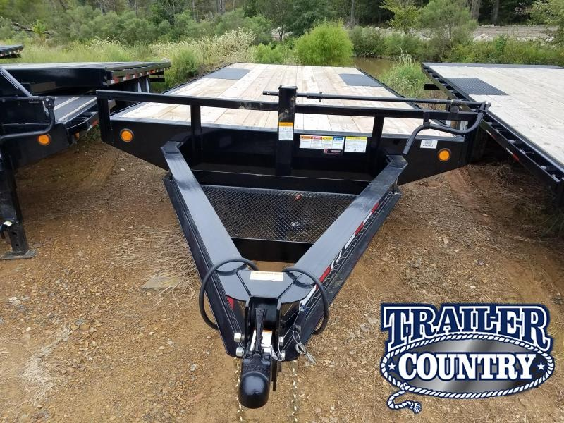 2019 PJ Trailers 96X20 DECKOVER Equipment Trailer