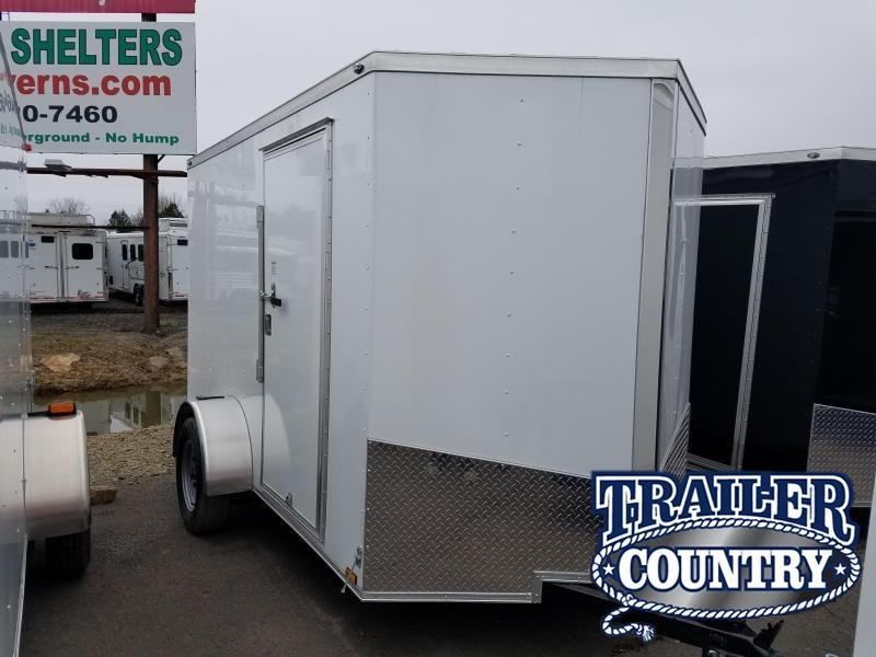 2019 Spartan 6X10 SA Enclosed Cargo Trailer