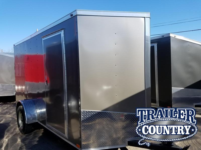 2018 Spartan SPARTAN 6X12 SA CARGO Enclosed Cargo Trailer