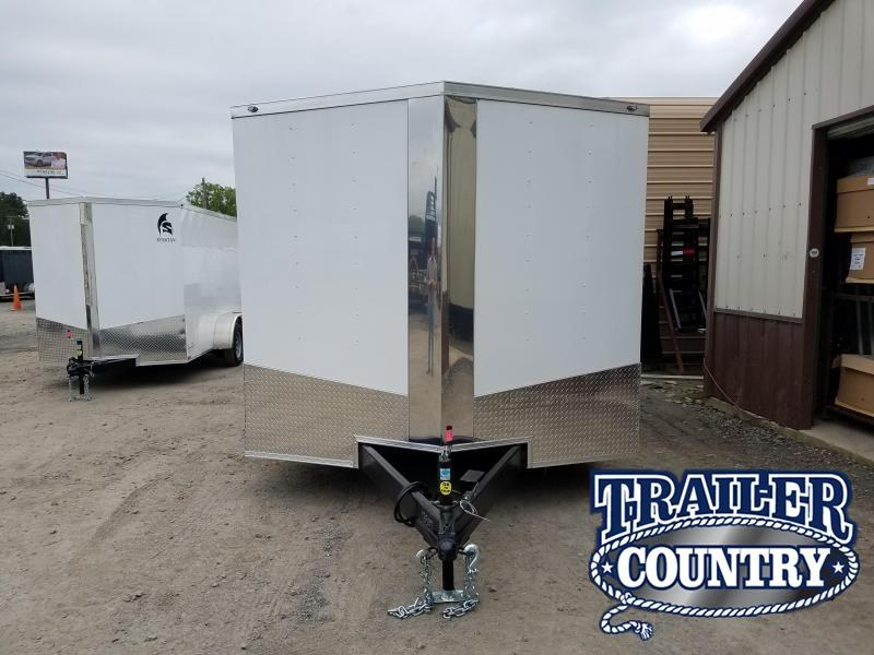 2019 Spartan 8.5X24TA Enclosed Cargo Trailer