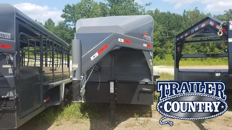 2019 Nationwide Trailer 32' Livestock Trailer