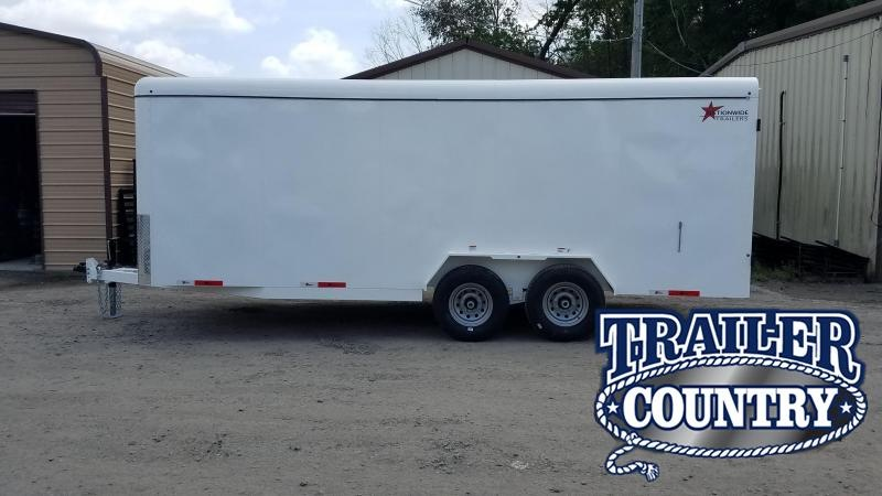 2020 Nationwide Trailer 7X20 TA Enclosed Cargo Trailer
