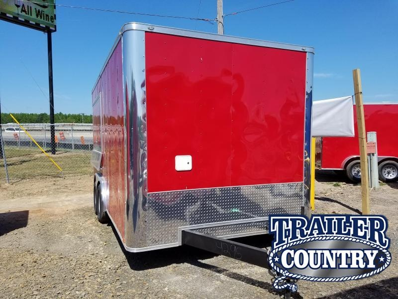 2018 Spartan 8X16 Vending / Concession Trailer