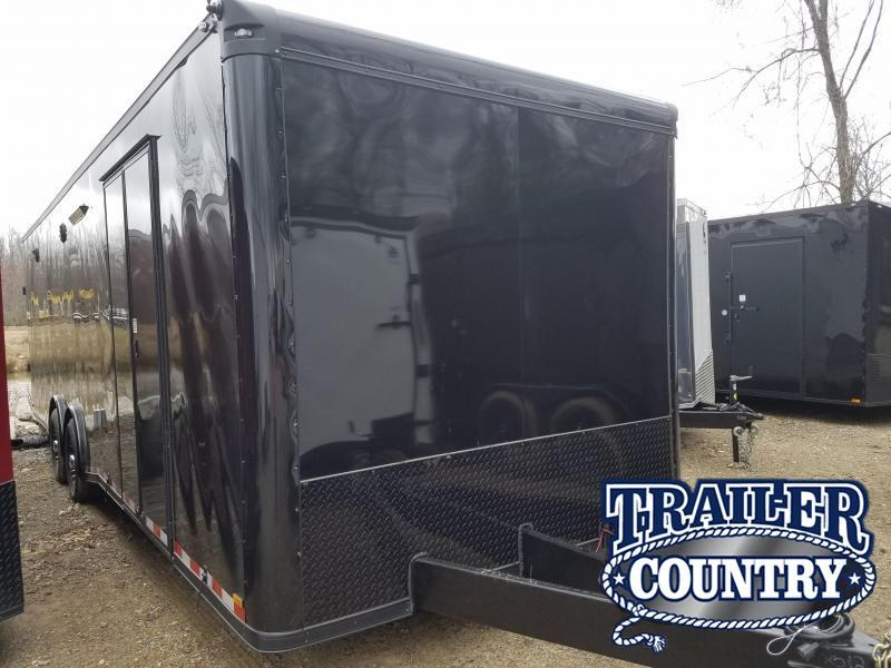 2019 Spartan 8.5X28 Car / Racing Trailer