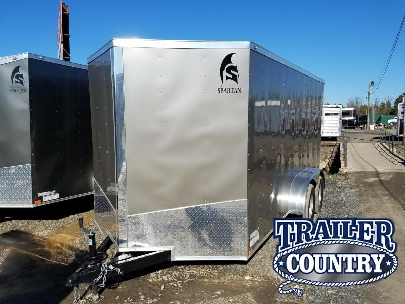 2018 Spartan SPARTAN 7X14 TA CARGO Enclosed Cargo Trailer