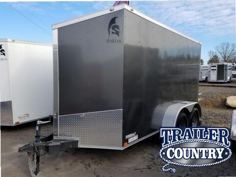 2018 Spartan 6x12TA Spartan Cargo Enclosed Cargo Trailer
