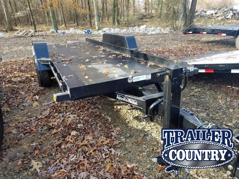 2018 Appalachian 66X20 Utility Trailer