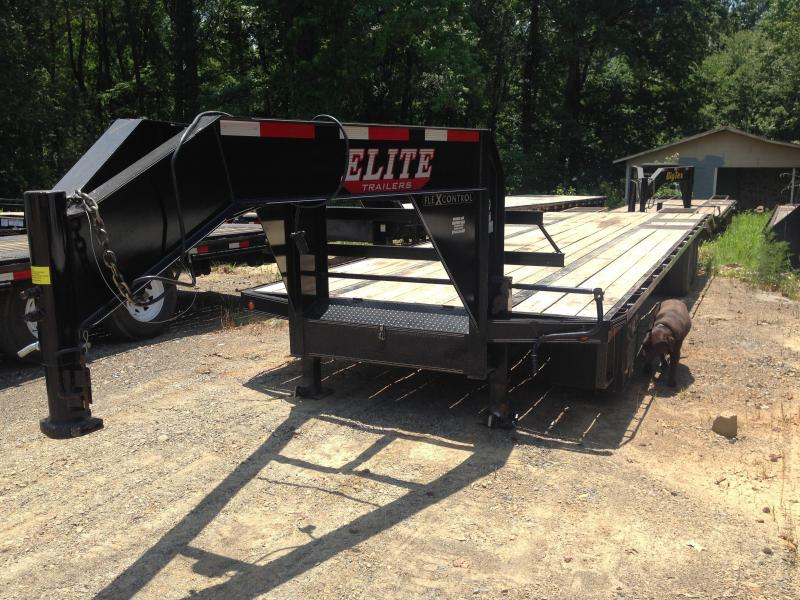 USED 102x32 Lo Pro Flatdeck with Duals