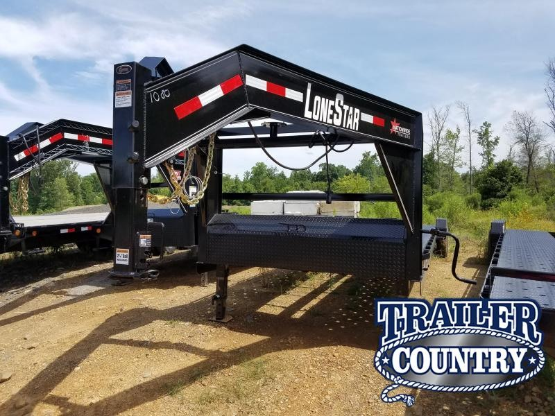2019 Nationwide Trailer LONESTAR 83X36 GN Car / Racing Trailer