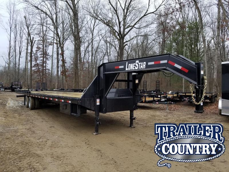 2019 Lonestar 102X40 Flatbed Trailer