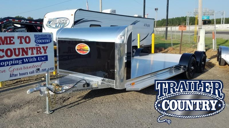 2020 Sundowner Trailers 8X20 TA Car / Racing Trailer