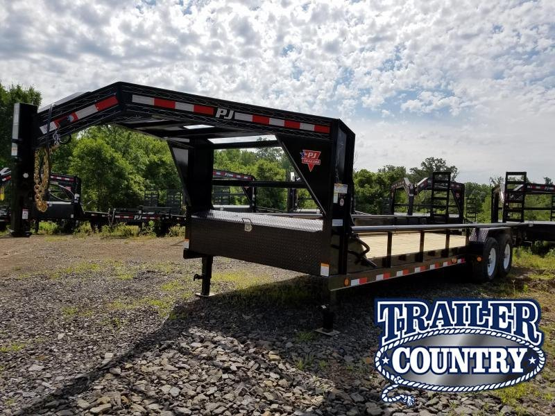 2018 PJ Trailers 83X24 Equipment Trailer