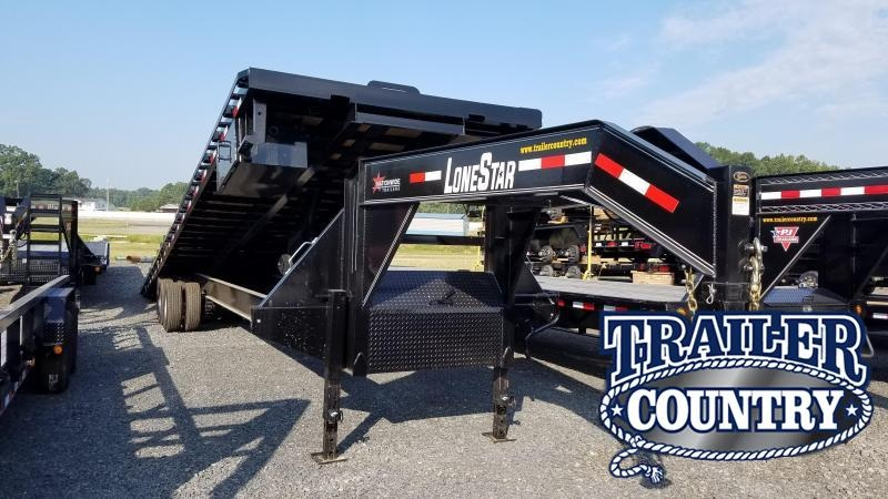 2020 Nationwide Trailer 102X40 Equipment Trailer