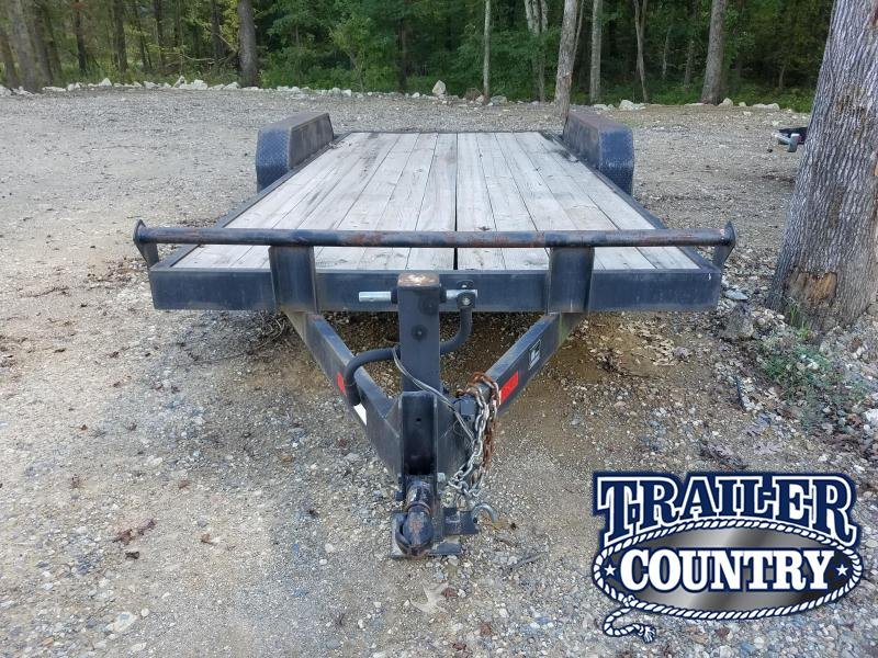 2014 Other 83X18 Equipment Trailer