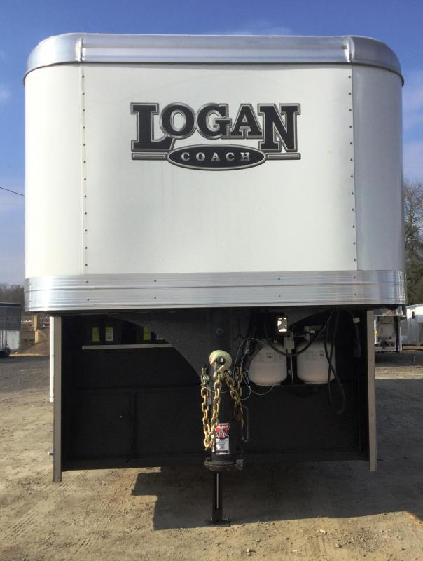 LOGAN COACH LIMITED STOCK COMBO WITH MID TACK AND LIVING QUARTERS ***OR BEST OFFER