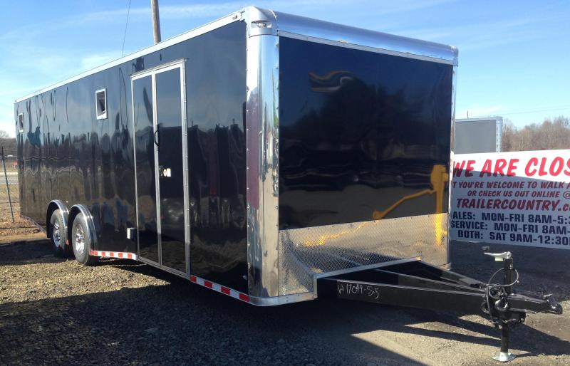8.5x28 Racing / Carhauler Trailer-Fully Loaded