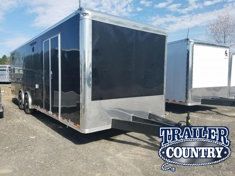 2018 Spartan 8.5X28 7K AXLES Car / Racing Trailer